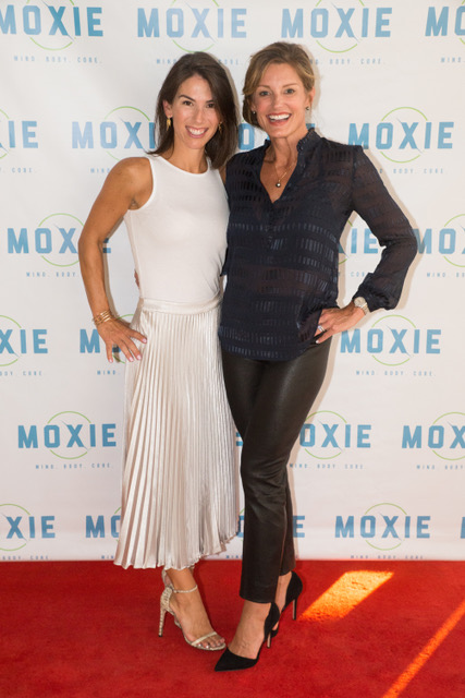 About Moxie Fitness Team